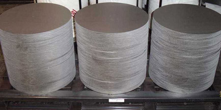 cold rolled steel circle blanks