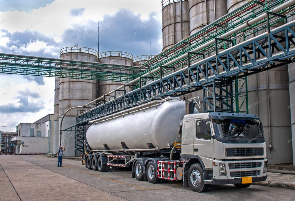Transportation and tank industries products and services from Con-Tech